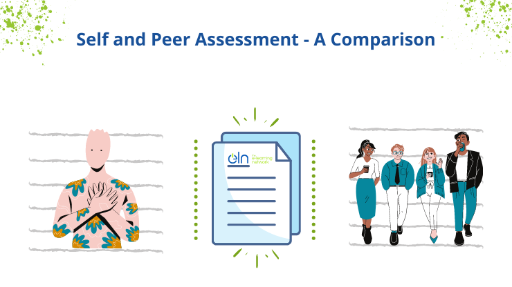 Self and Peer Assessment - A Comparison