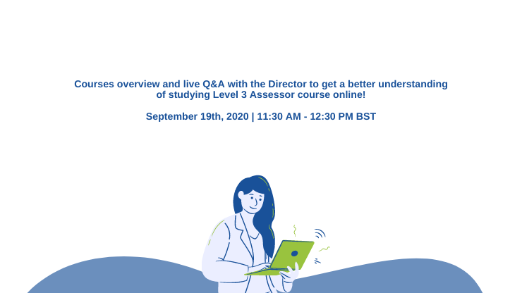 Level 3 Assessor | Live Session