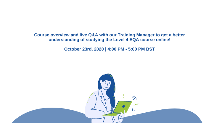 Level 4 External Quality Assurance | Live Session