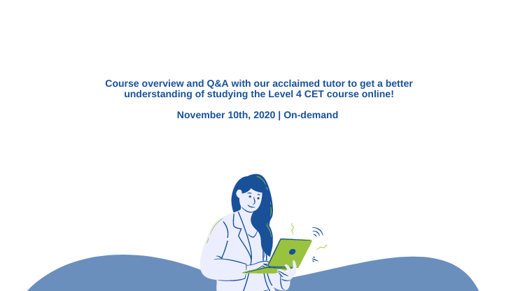 Level 4 Certificate of Education & Training | Live Session