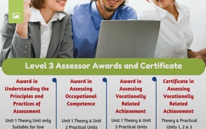 Level 3 Assessor Courses
