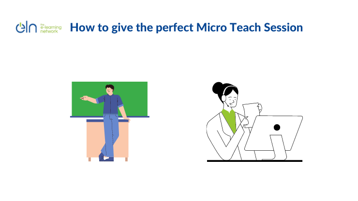 How to give the perfect Micro Teach | Live Sessions