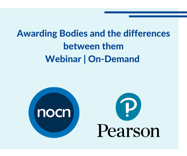 Awarding bodies On-Demand Webinar