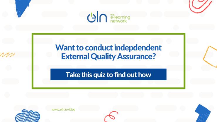Level 4 External Quality Assurance Course Quiz