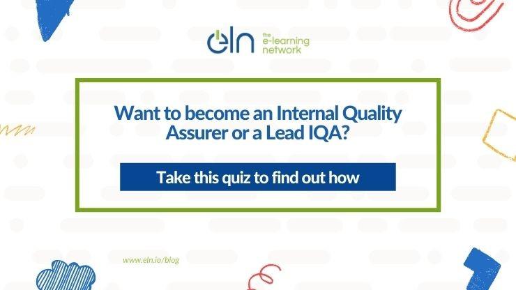 Level 4 Internal Quality Assurance Course Quiz