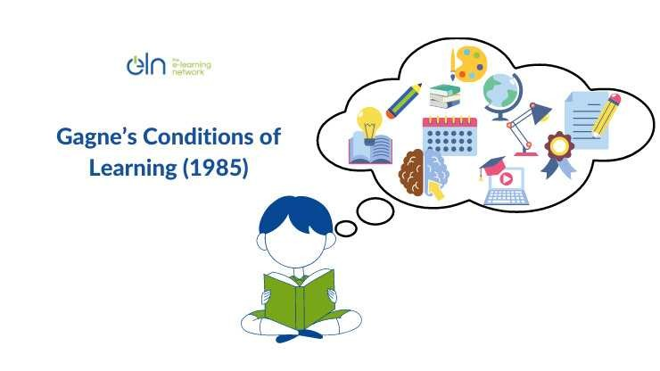 Gagne's Conditions of Learning (1985)